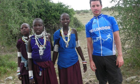Cycling through Kenya & Tanzania
